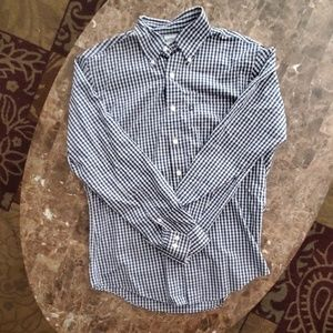 Brooks Brother's 346 Slim Fit Checkered shirt M